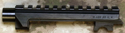 "CLARK CUSTOM 5.5"" STC  Threaded Barrel"