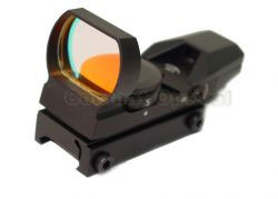 RED DOT SIGHT 4 DIFFERENT RETICLES