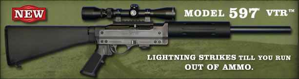 Remington 597 VTR