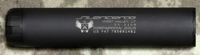 SILENCERCO SPARROW SOUND SUPPRESSOR
