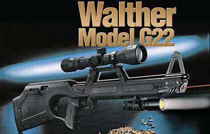 Walther G22 Tactical