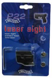 Walther P22 Laser 2692830